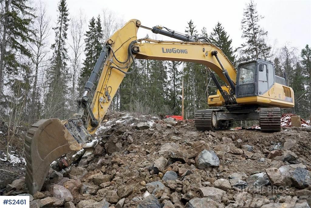 LiuGong 930E Excavator