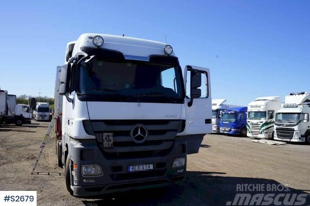 Mercedes-Benz 934.03 Tractor Head