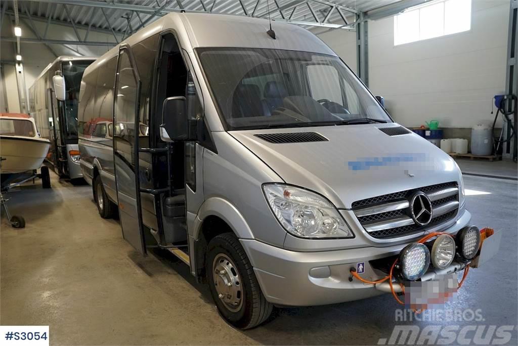 Mercedes-Benz Sprinter 516CDI 17 seats