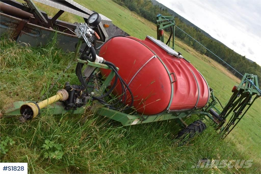 Moteska plant protection sprayer