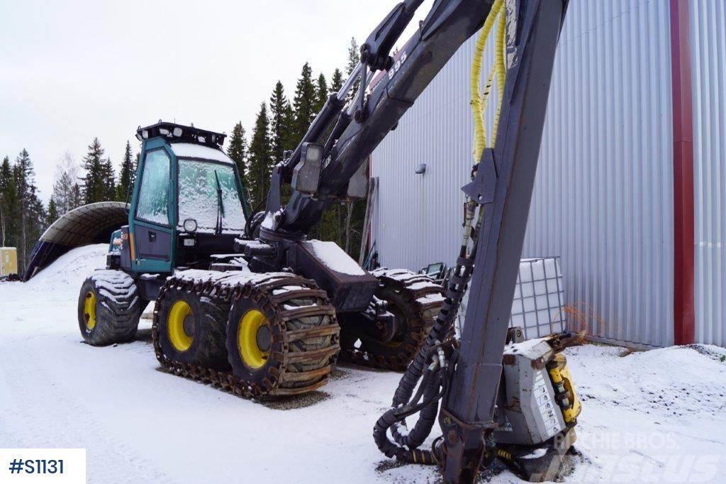 Nokka 502W700 Forestmachine