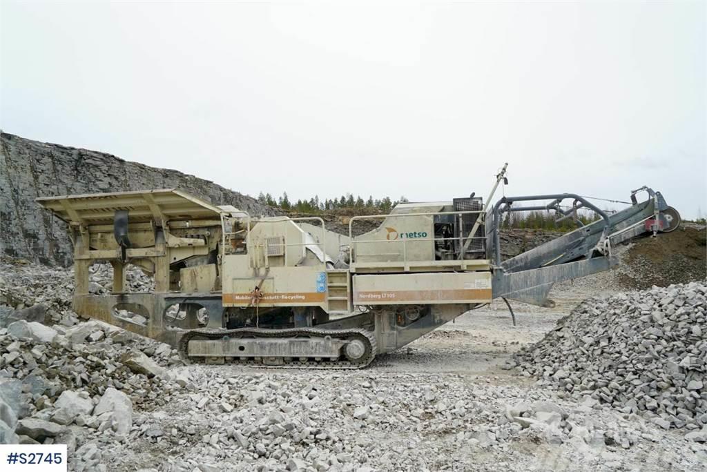 Nordberg LT105 Crusher