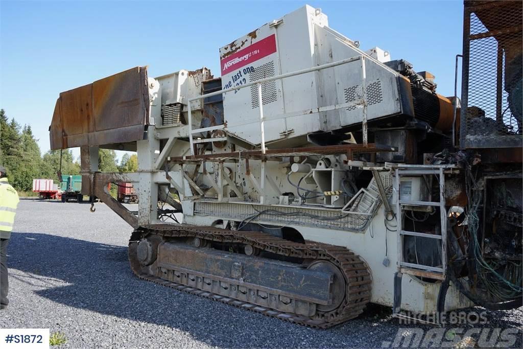 Nordberg LT110C Kross Crusher