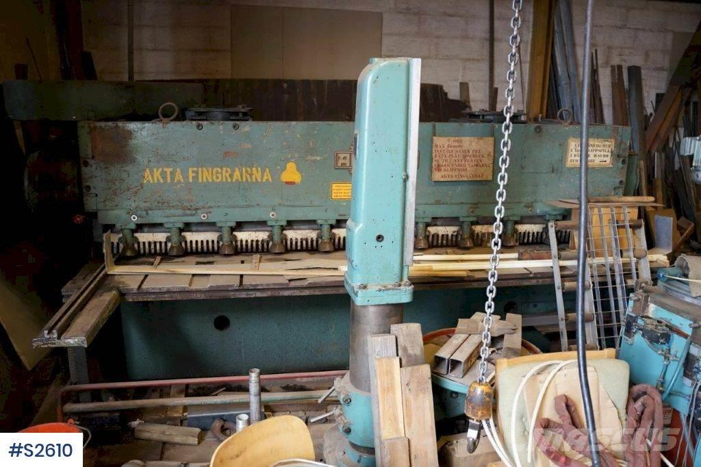 [Other] Arboga Bending machine
