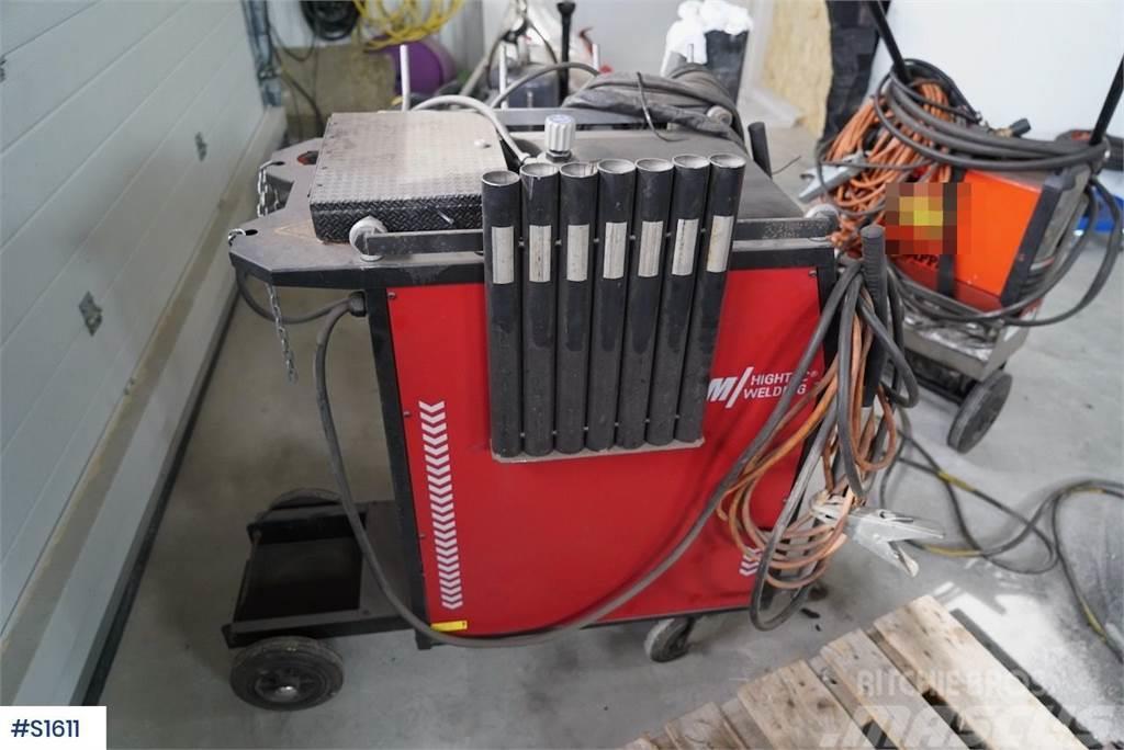 [Other] EWM Tetrix 351, TIG-Welding Machine