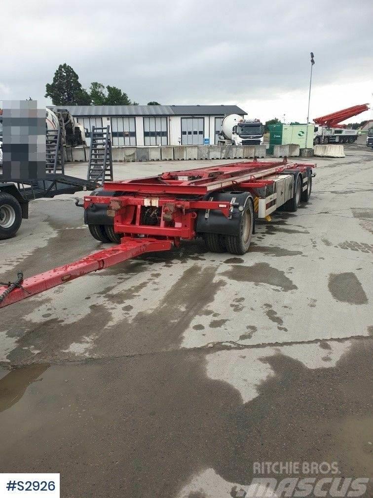 [Other] Nor-Slep SL-30KT Hook Truck Trailer
