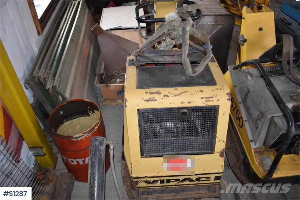 [Other] Vipac MV500, Vibratory plate compactor