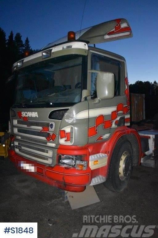 Scania P270 6x2 Lastbil Truck Chassi