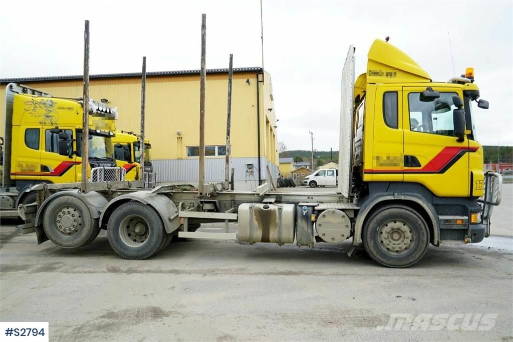 Scania R560 6x2 Timber Truck