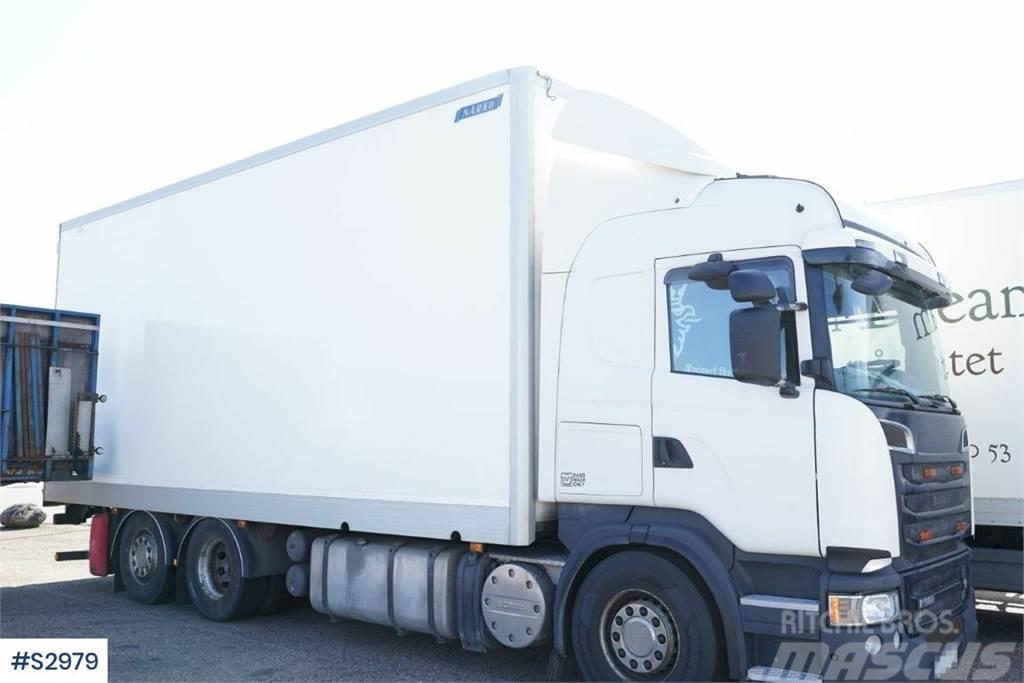 Scania R560 Box Truck