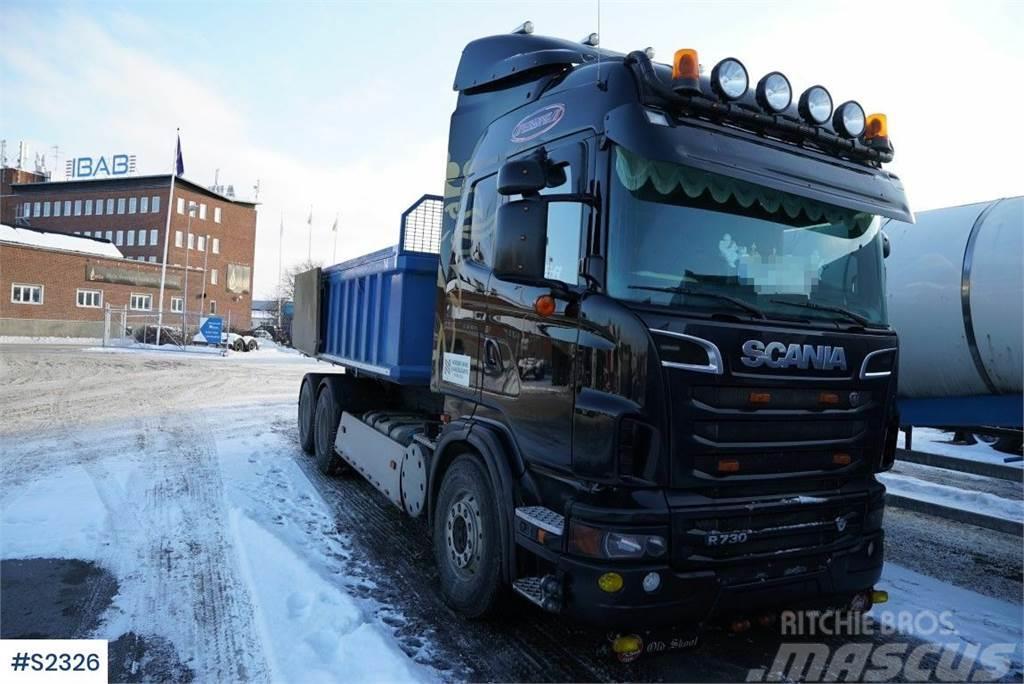 Scania R730 Tipp Truck