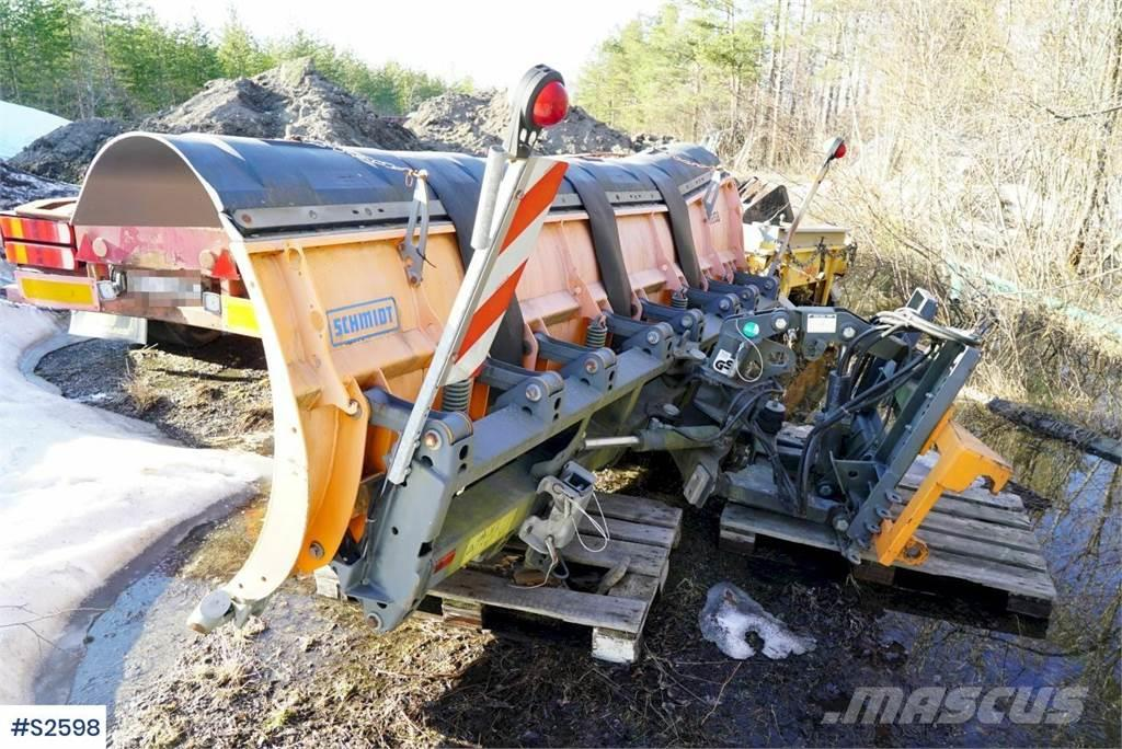 Schmidt MS 36.1 Plow for truck