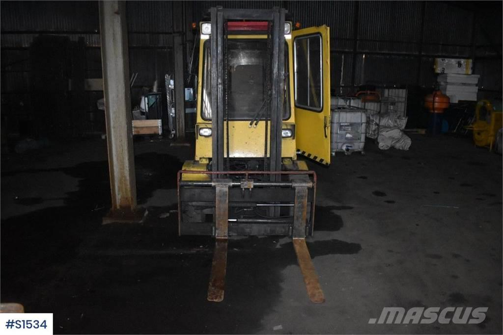 Stocka FD - BY - 2, Forklift