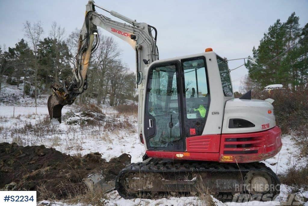 Takeuchi TB290 Excavator