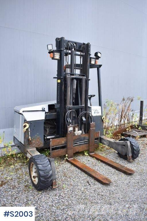 Terberg Kinglifter, Truck-Mounted Forklift