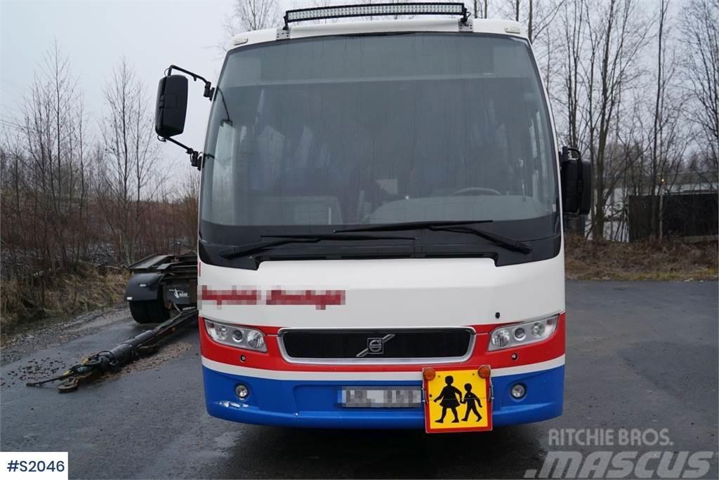 Volvo 9700S B12M Bus