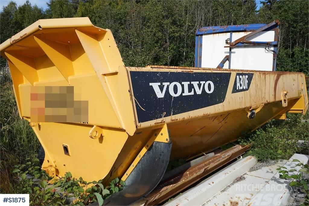 Volvo A30F Dumperflak Dumper Flat
