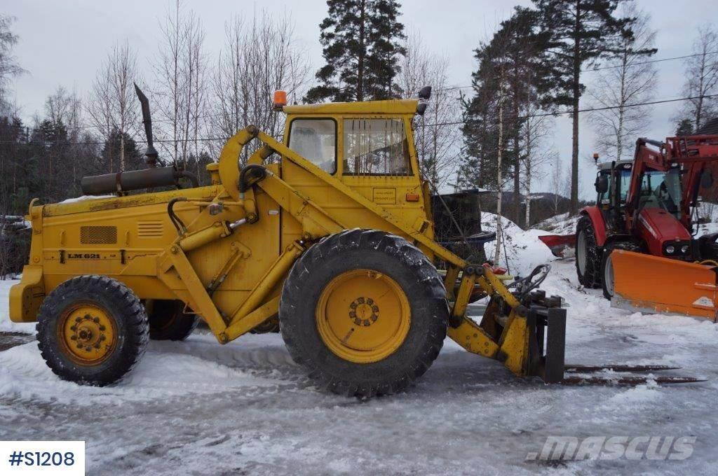 Volvo BM LM621, Wheel loader