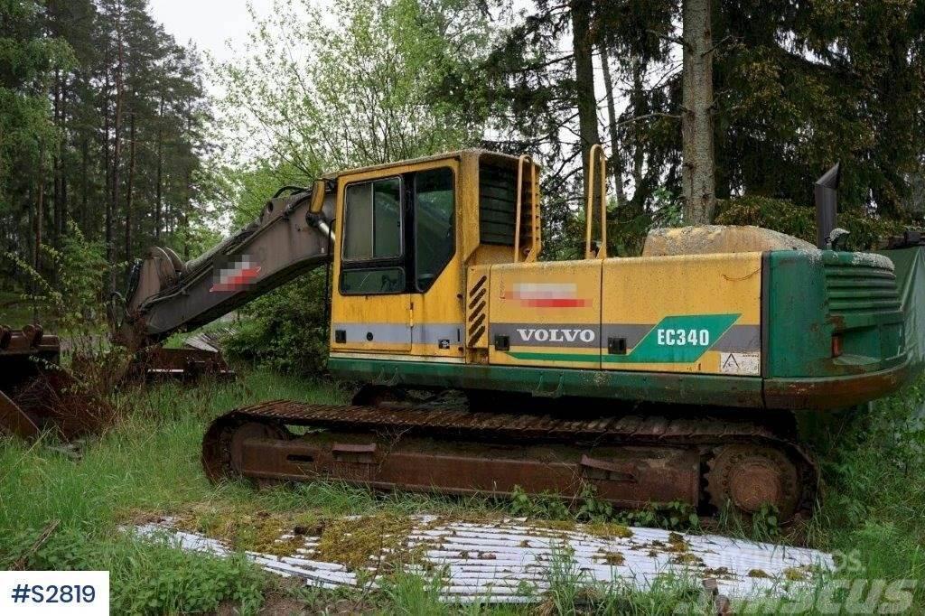 Volvo EC340 Excavator
