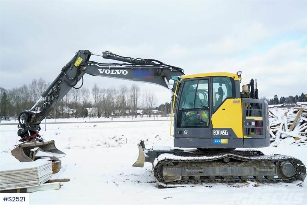 Volvo ECR145EL Excavator