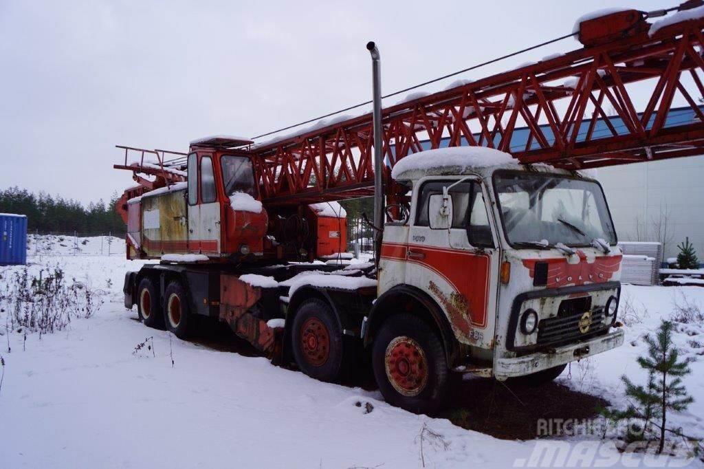 Volvo F86 Mobile crane