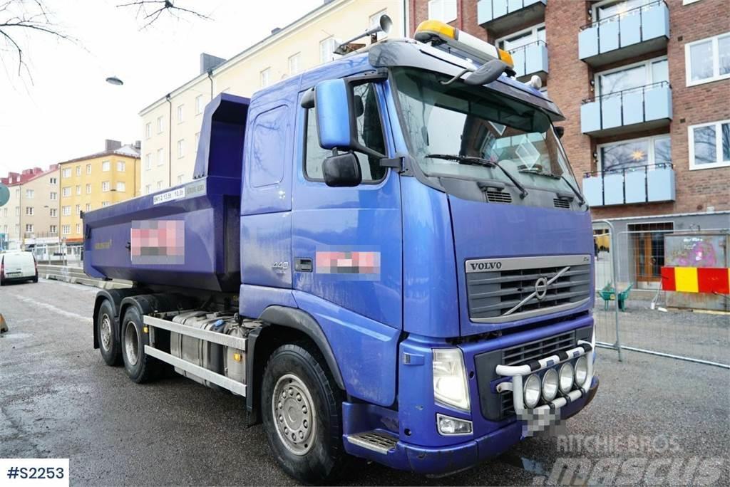 Volvo FH 400 6x2 Tipp Truck