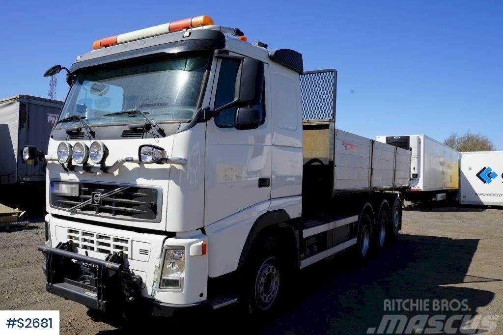 Volvo FH 480-37 8x4 Plow Truck