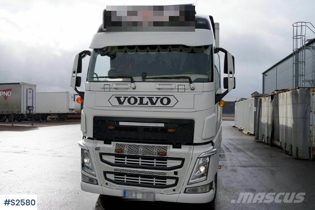 Volvo FH 6x2 Tractor Head with Trailer