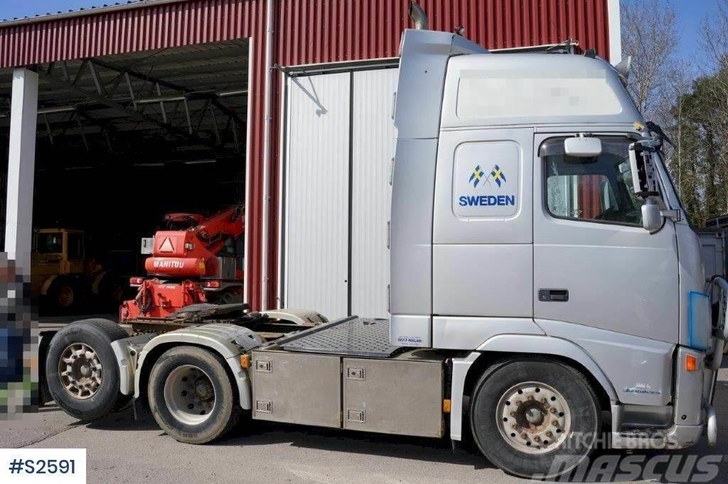 Volvo FH12 6x2 Tractor Head