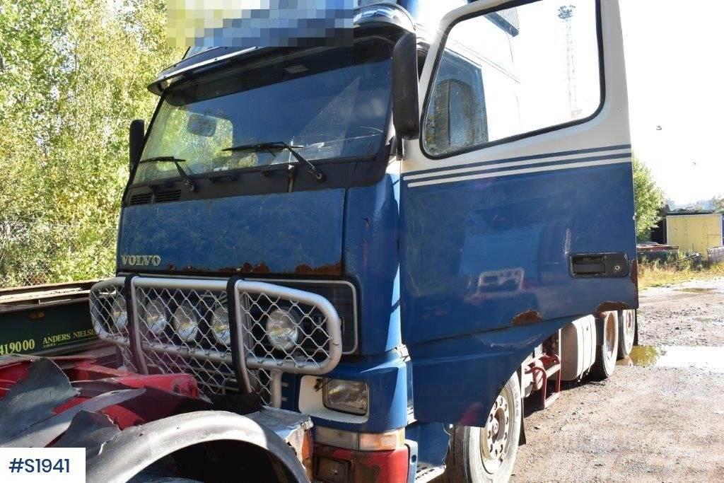 Volvo FH12 6x4 Tractor Head