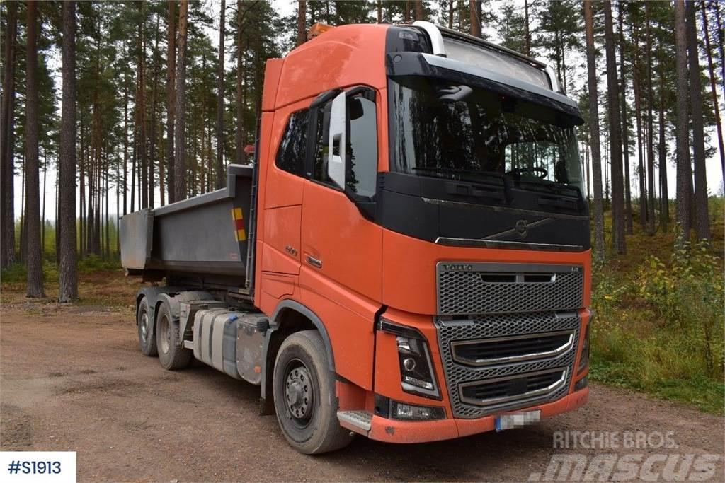 Volvo FH16 600 6x2 Hook Truck