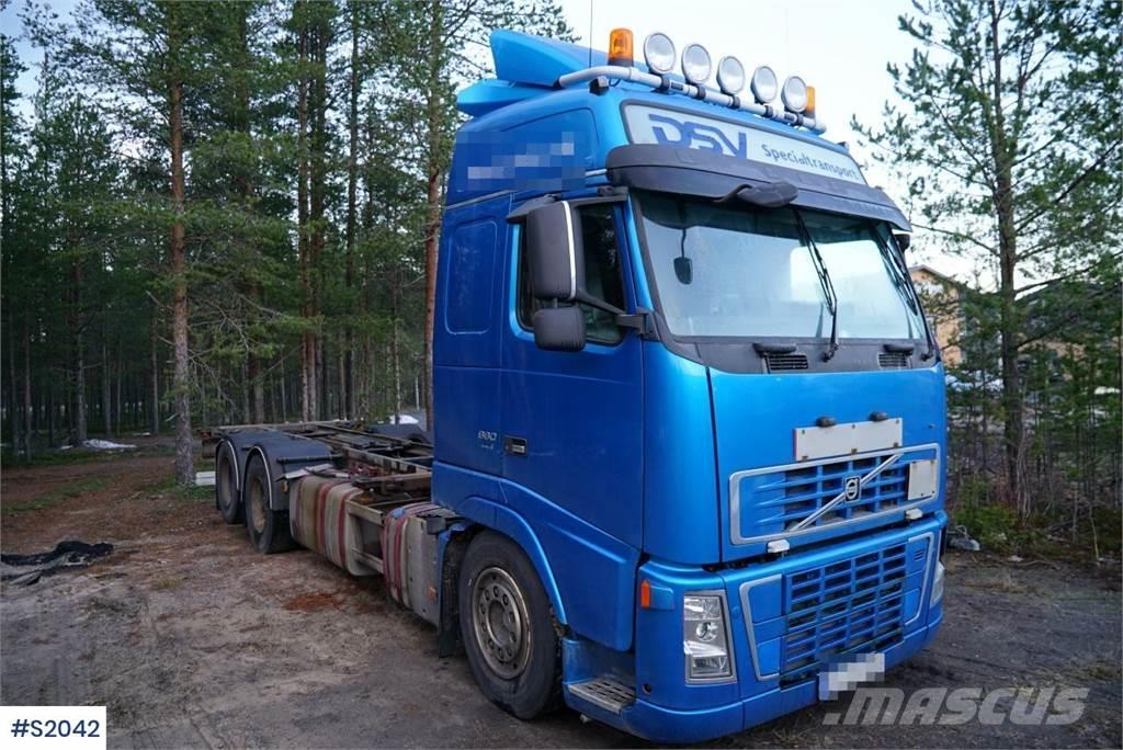 Volvo FH16 660 Truck Chassi
