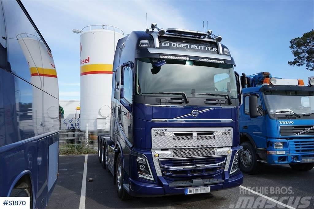 Volvo FH16 750 Dragbil Truck Head Pushertridem only 1000