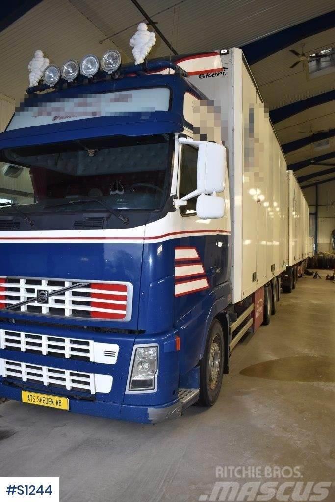 Volvo FH480, Box truck