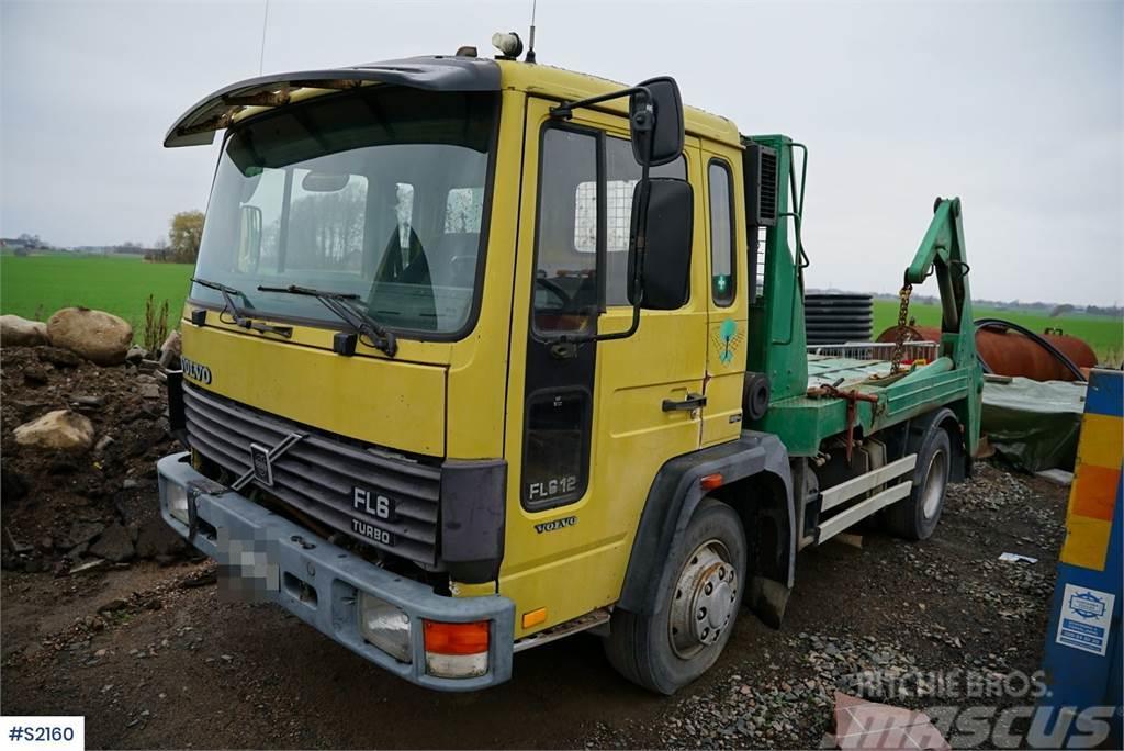 Volvo FL6 4x2 AVK Container Truck