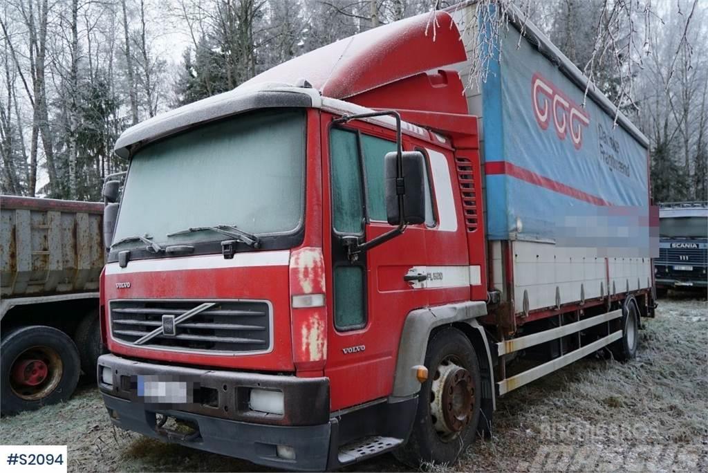 Volvo FL6 4x2 Chapel Truck