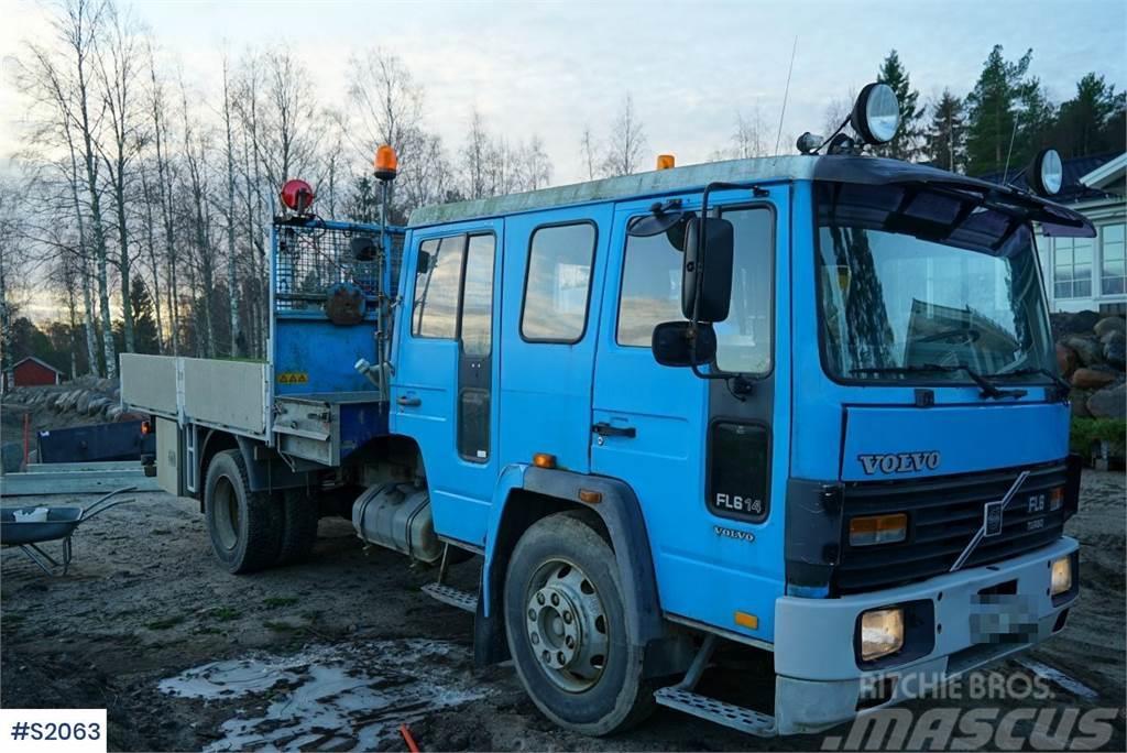 Volvo FL6 4x2 Flat Truck