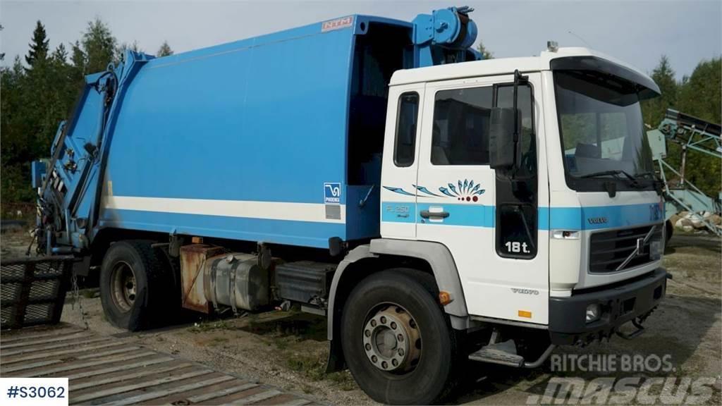 Volvo FL6 4x2 Garbage Truck