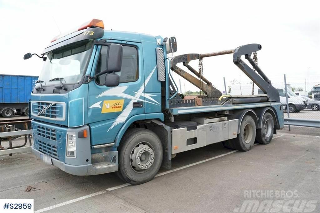 Volvo FM 300 6x2 , Lift dumper