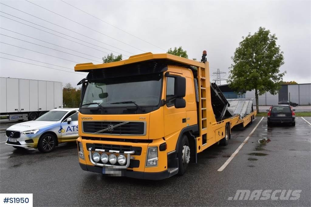 Volvo FM 4x2 Car Transport Truck for 6 vehicles