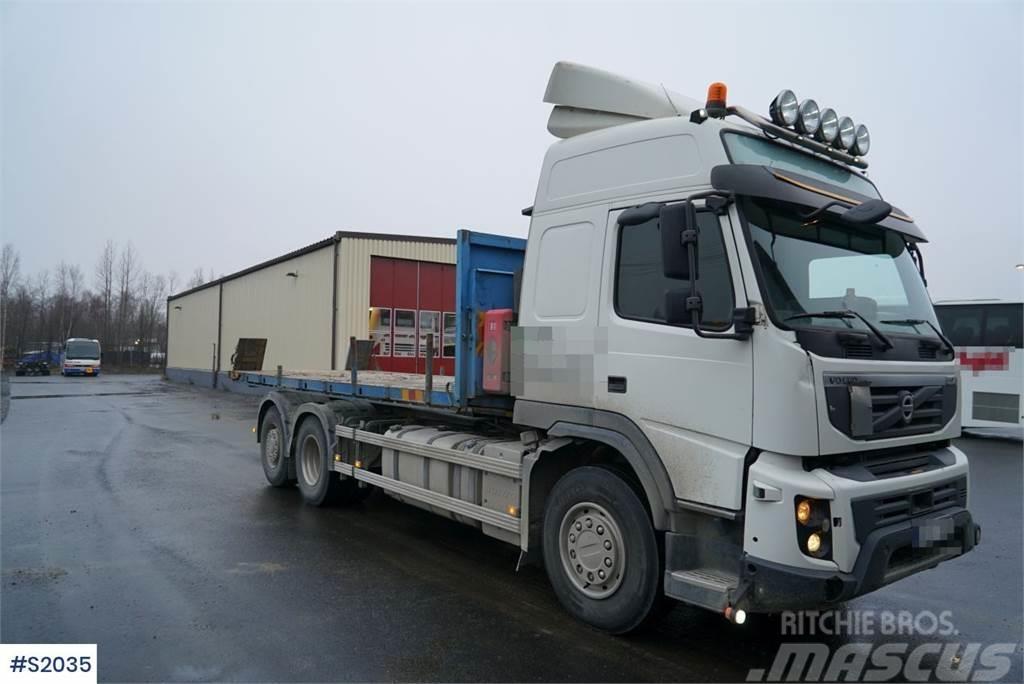 Volvo FM 6x2 Hook Truck