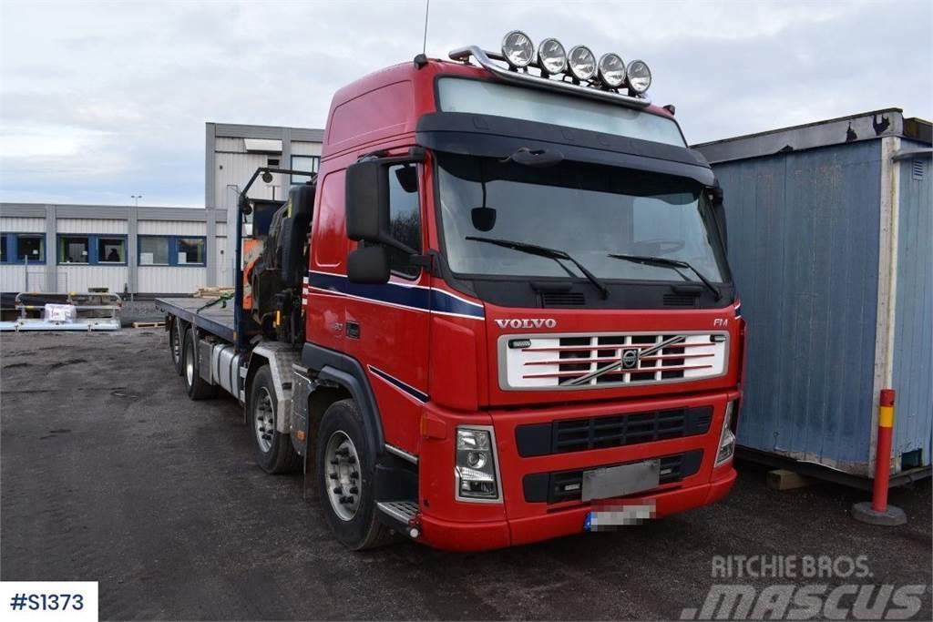 Volvo FM480, Crane Truck