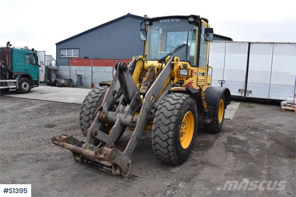 Volvo L50B, Wheel loader