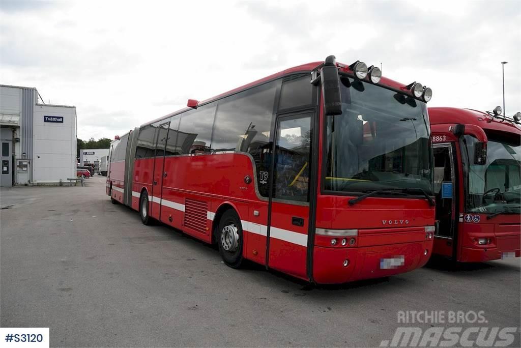 Volvo Van Hool Bus 63 seats