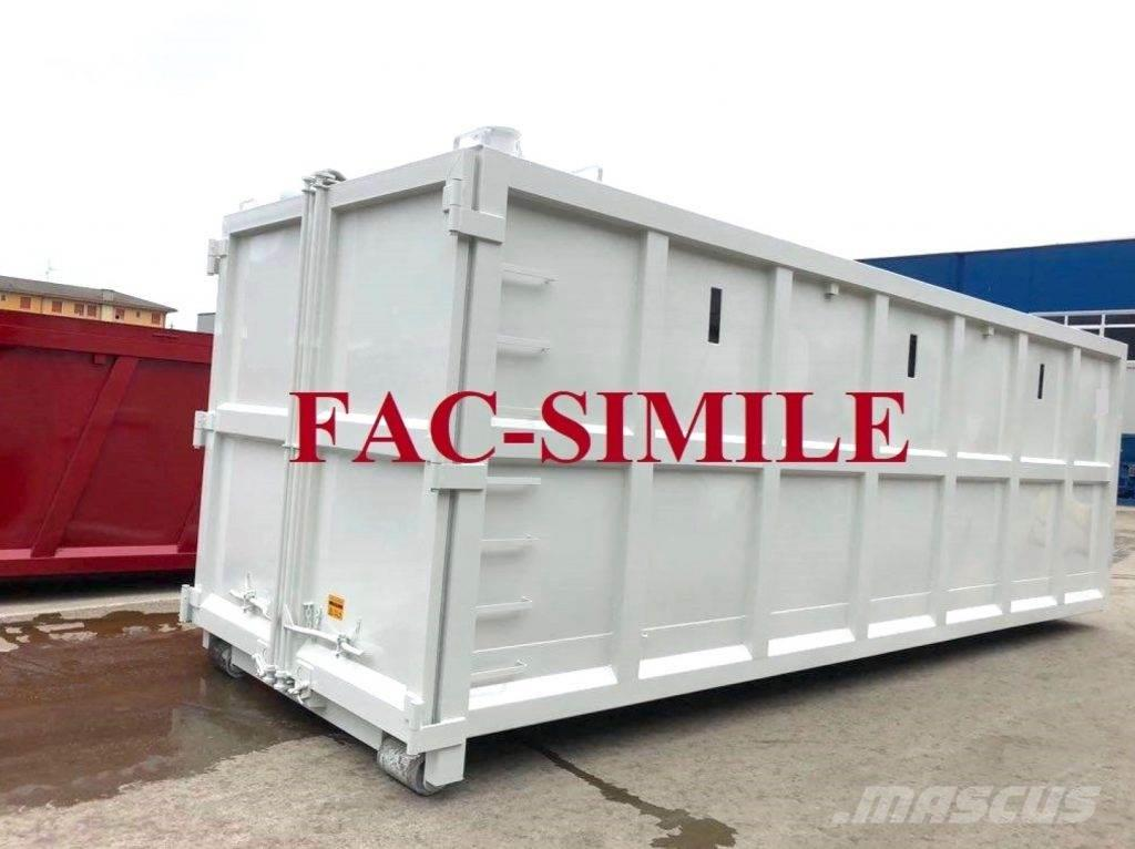 [Other] S-ANDERE CONTAINER SCARRABILE 7,20 PER POLVERI SOT