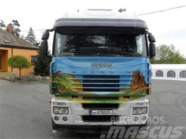 Iveco As440s42t/p,euro 5 Tahač EURO 5