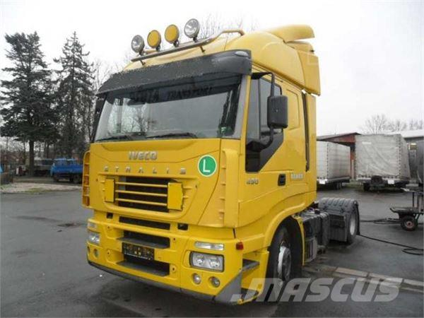 Iveco Stralis AS440,Hydraulic, 2005, Dragbilar