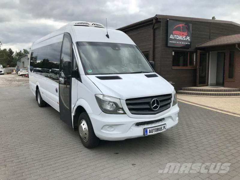 Mercedes-Benz SPRINTER 516 CDI EURO 6