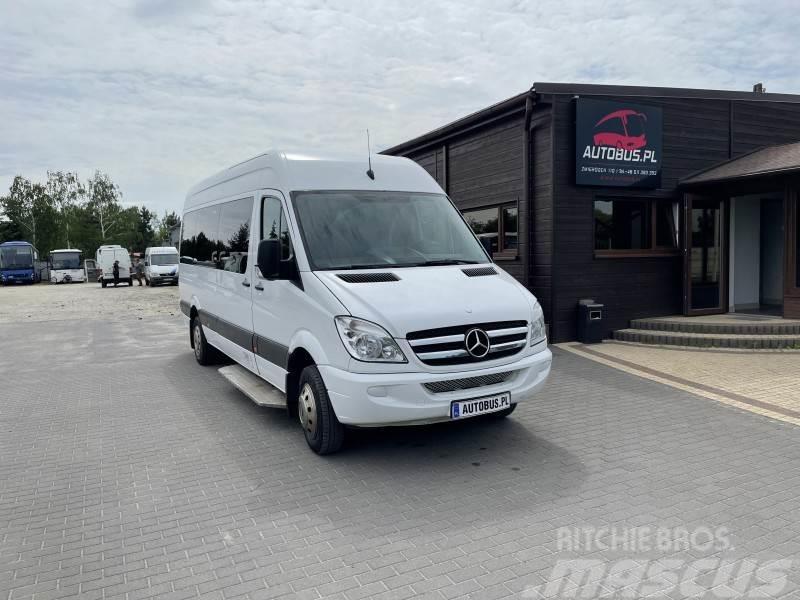 Mercedes-Benz SPRINTER 516 CDI EURO 5