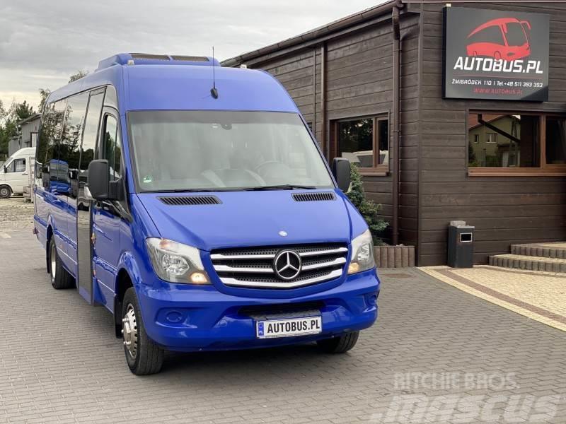 Mercedes-Benz SPRINTER 519 CDI EURO 6